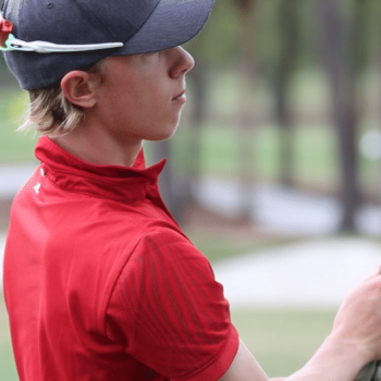 Niels Schmidlin Junior Golf Academy Student