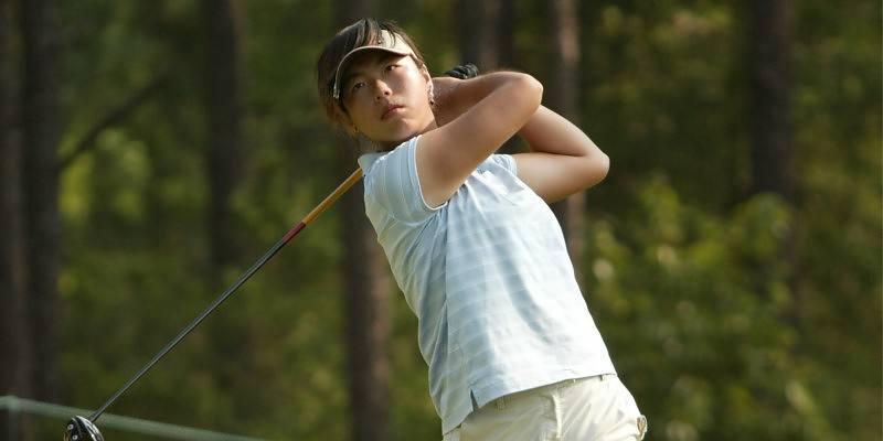 ShanShan Feng Golf Alumni