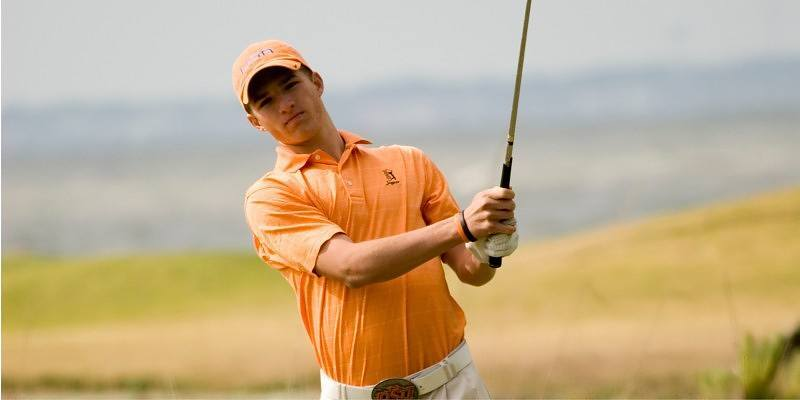 Morgan Hoffmann Golf Alumni