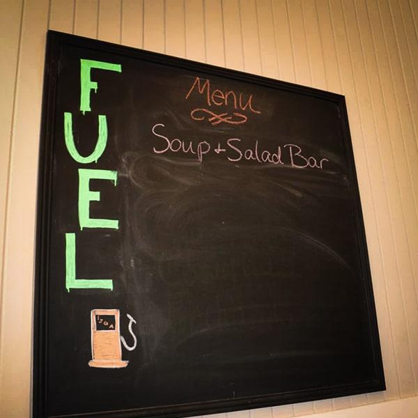 IJGA-Fuel Chalkboard