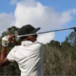 Vivek Ganapa IJGA Golf Student