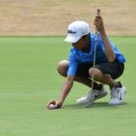 Zaid Khan IJGA Golf Student
