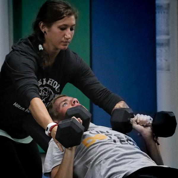 physical-conditioning At IJGA