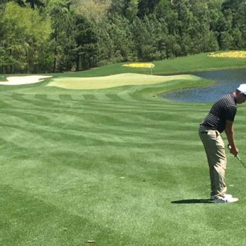 julian perico junior golf academy student