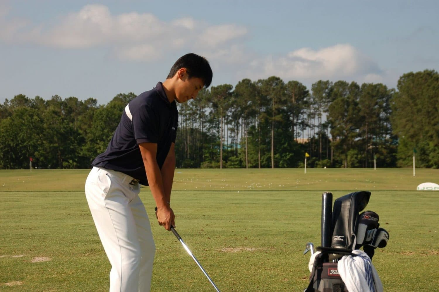 Transferring Learned Skills from the Range to the Course