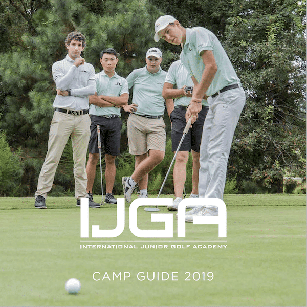 IJGA Camp Guide 2019_Junior golf academy_best golf school