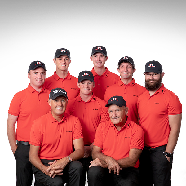 IJGA Coaching Team