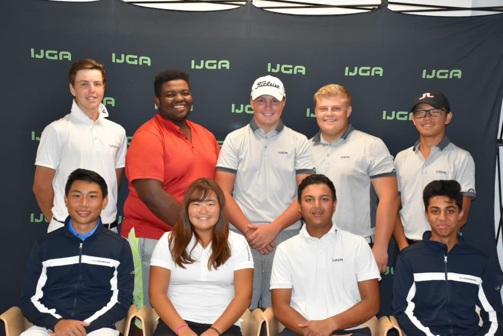 Captains at IJGA Old Carolina