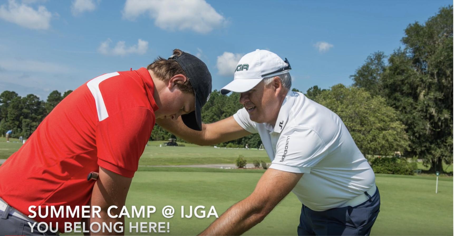 Nine Reasons to Choose IJGA For Summer Camp