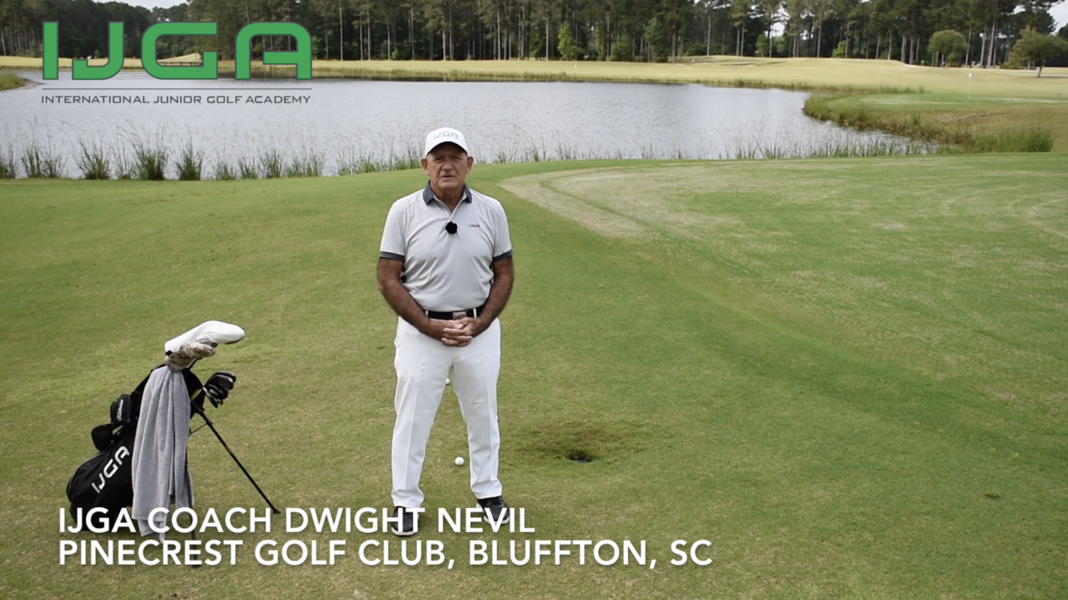 Shot Selection Around the Green with IJGA Coach Dwight Nevil