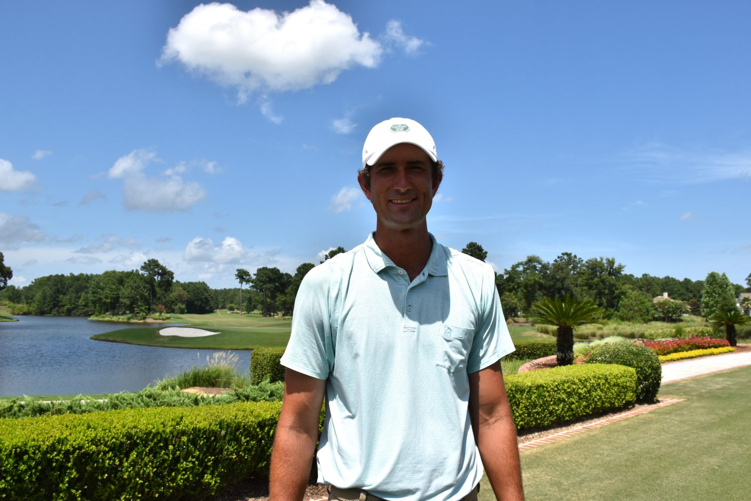 IJGA Alumni Stewart Hagestad Leads The Players Am Going Into the Final Round