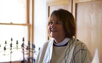 Iliff Trustee Bishop Karen Oliveto On Why Diversity Matters