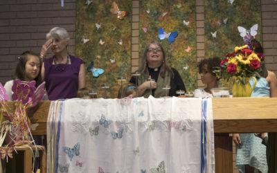 Father Harroun Heeds Her Call to the Priesthood