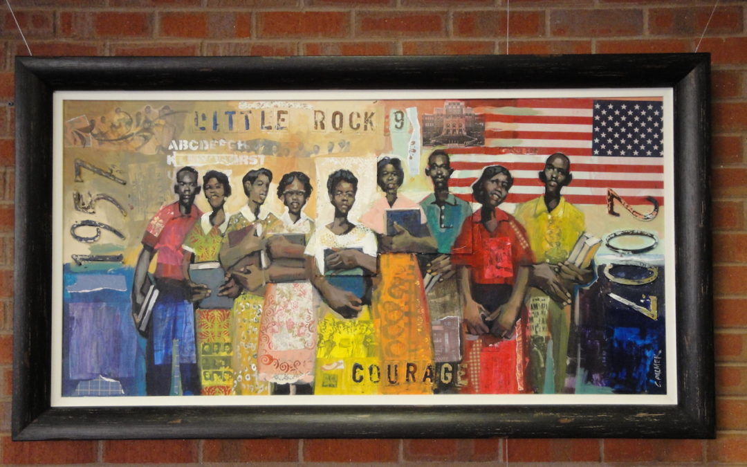 Little Rock Nine remain meaningful, sixty years later