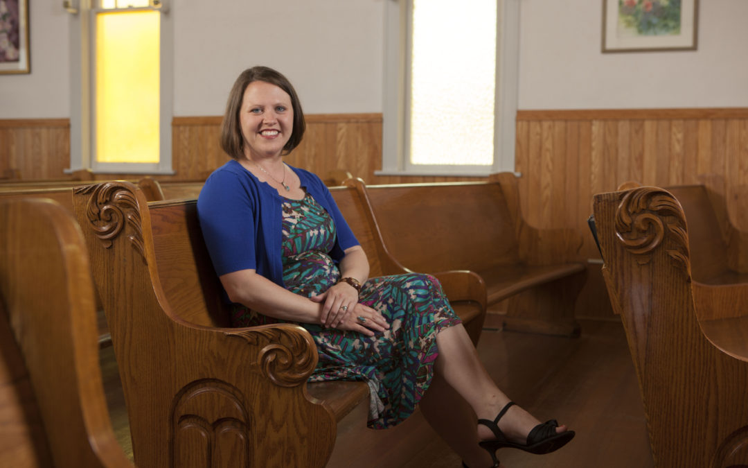 Second Career Pastor Emily Flemming Leads in Many Ways