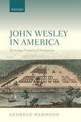 Image of book: John Wesley in America