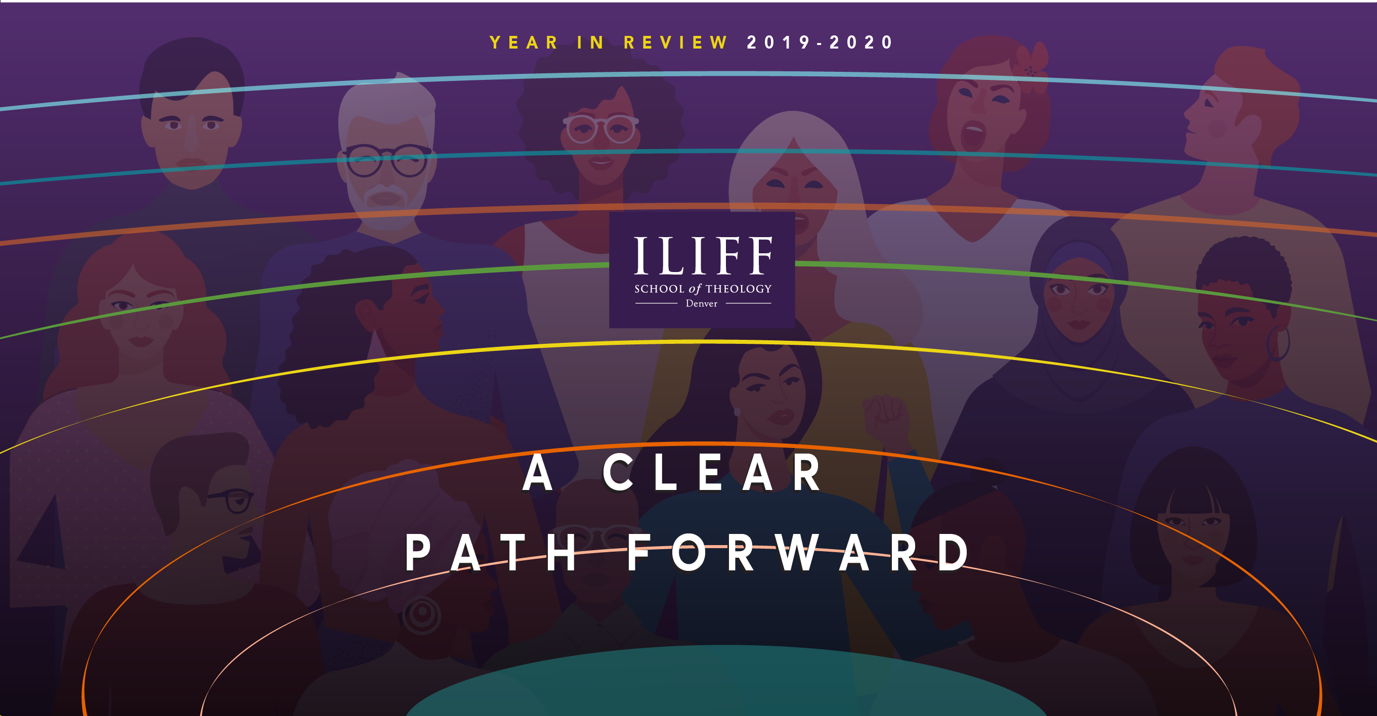 The past, present, and future of Iliff students