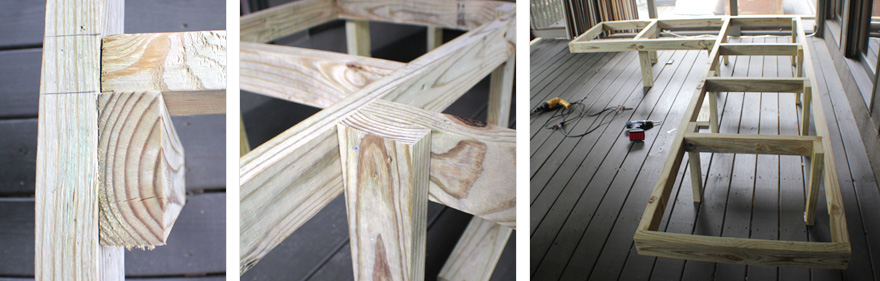 How To Make An Outdoor Sectional I Like To Make Stuff