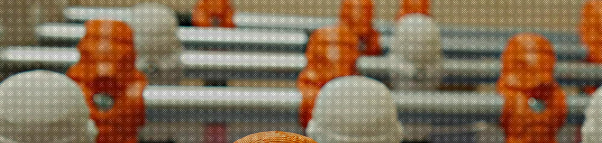 How to make a Foosball table with 3D printing!