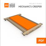 How to make diy mechanics creeper plans