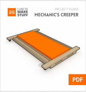 How to make diy mechanics creeper plans
