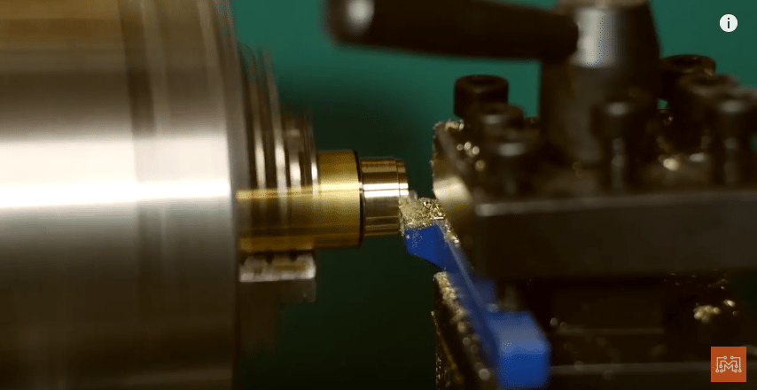 How to Make a Walnut and Brass Coat Rack-Turn the Walnut-Turn the Brass