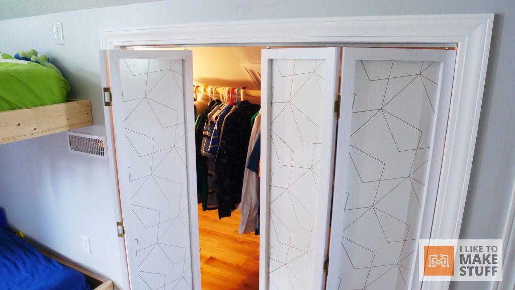 How_to_make_custom_bifold_closet_doors.  How_to_make_custom_bifold_closet_doors. Making Bifold Closet Doors  ...