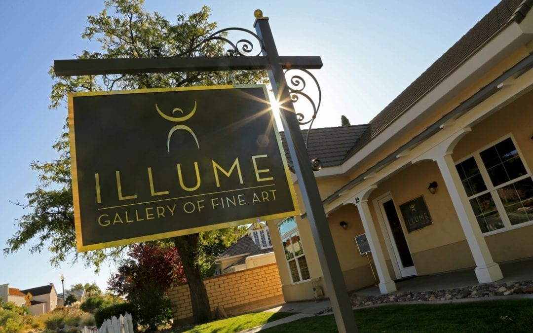 Illume Gallery is an old soul rising in the art world