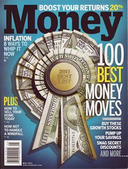 Money Magazine May 2011