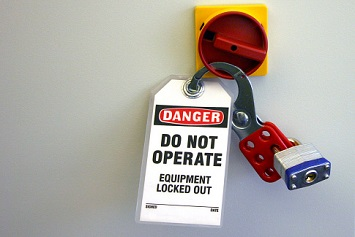 OSHA: Lock and Tag Overview