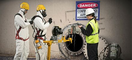 Confined Spaces - SPANISH