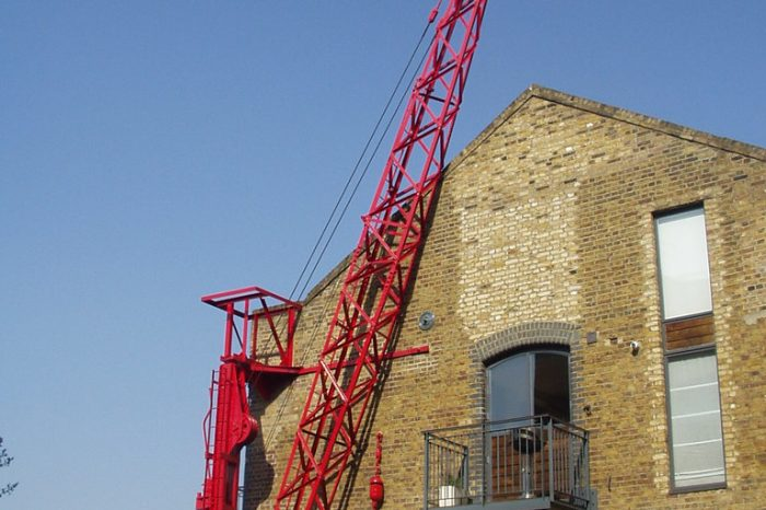 Overhead and Gantry Crane Safety