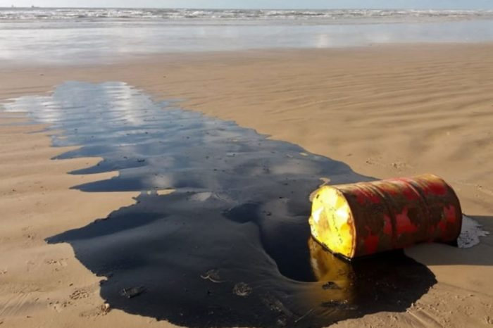 Environmental Safety Spill Reporting & Response - Spanish