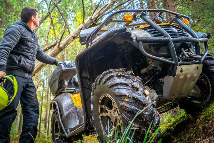 ATV Safety and Gear Safety Talk
