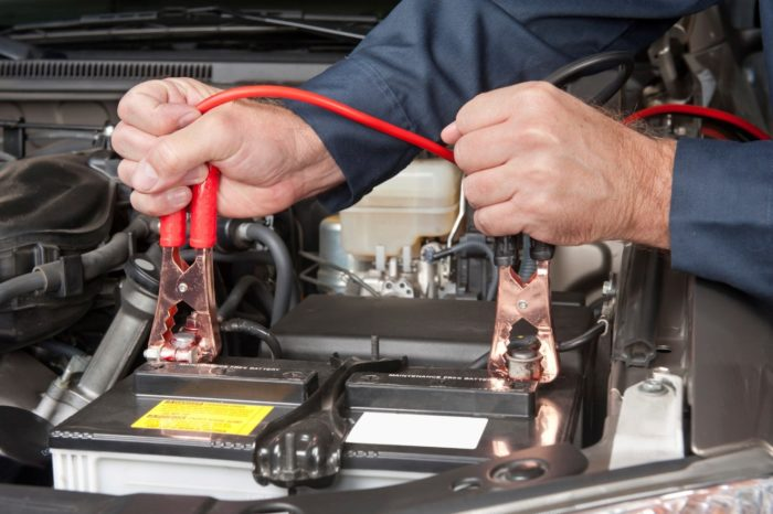 Battery Boosting Safety Talk