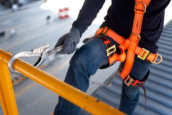 Fall Protection Training Verification Form - Spanish