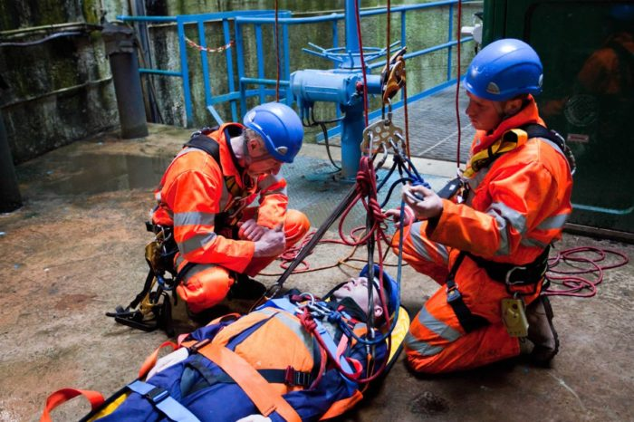 Confined Space Racing to the Rescue is Deadly - SPANISH