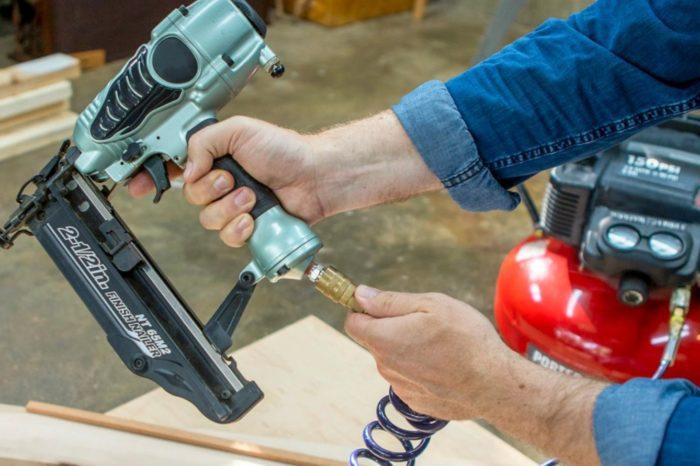 Pneumatic Tools Safety Talk