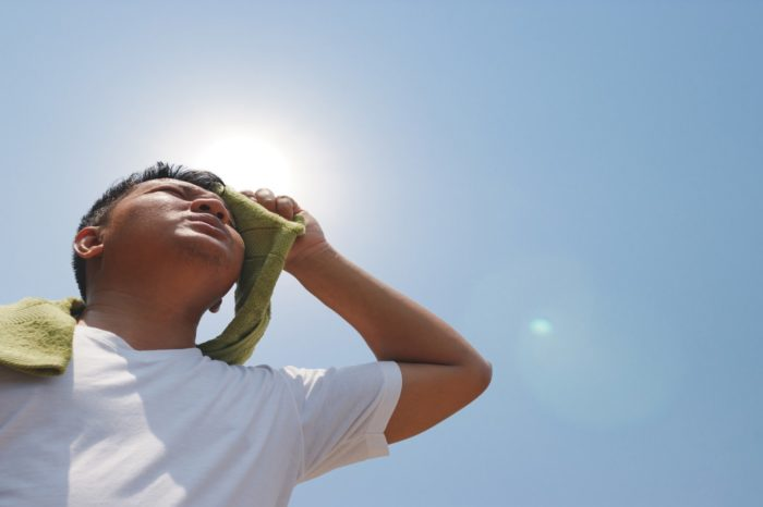 Heat Stress Safety Topic - Spanish