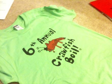 Homemade Tshirt printing