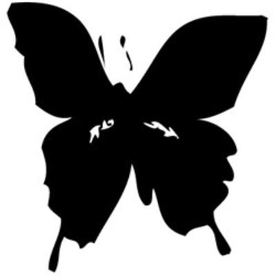 Butterfly_1_black