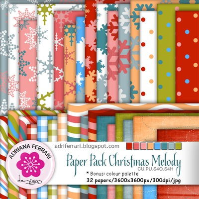Christmasmelodypaperpack_preview2