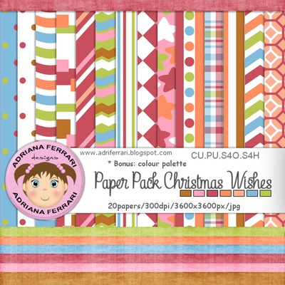 Christmaswishespaperpack_preview2