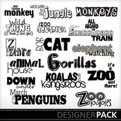 At_the_zoo_word_art_vol_1_medium