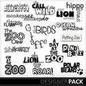 At_the_zoo_word_art_vol_small