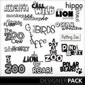 At_the_zoo_word_art_vol_small
