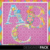 Girls-just-wanna-have-fun-decorated-monograms1_medium