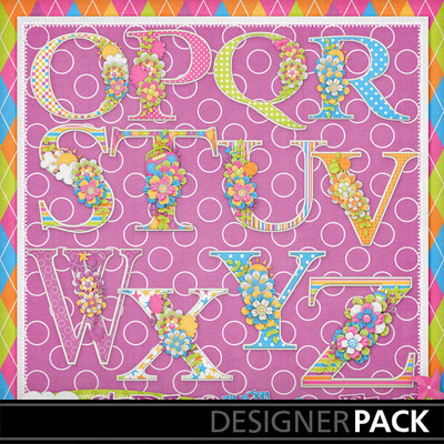 Girls-just-wanna-have-fun-decorated-monograms3