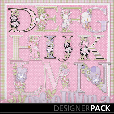 Once-upon-a-jungle-decorated-monograms2