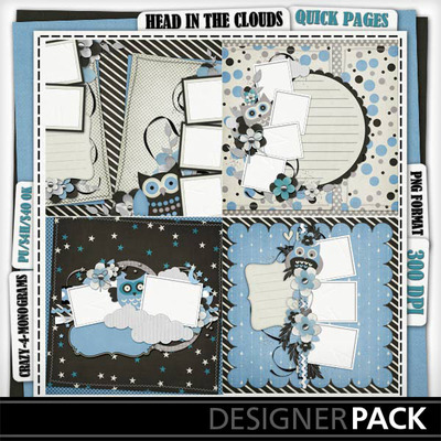 Head-in-the-clouds-quick-pages